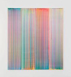 "contemporary-art-blog: "" Bernard Frize """