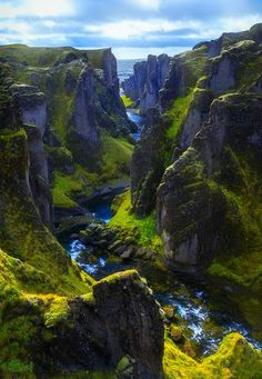 Fjaðrárgljúfur, The Most Beautiful Canyon