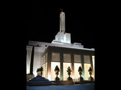 Madrid Spain Mormon Temple