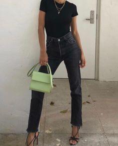 "0b96fb98b4 STYLE ADDICT on Instagram  ""Uniform ☕  endlesslyloveclub wearing the Tee  Bodysuit"""