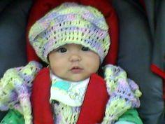 Amanda con meses de edad