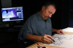 Production Designer Ralph Eggleston discussing his role in the Pixar hit movie Inside Out.