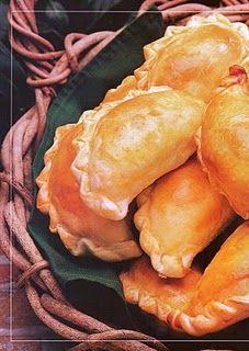 Recetas de empanadas caseras