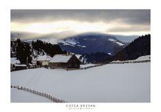 #apus  #nori #iarna #lamunte http://www.cotearazvan.ro/ https://www.facebook.com/fotonuntabucuresti/