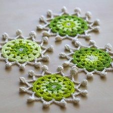 Die 268 Besten Bilder Von Sterne Häkeln In 2019 Yarns Crochet