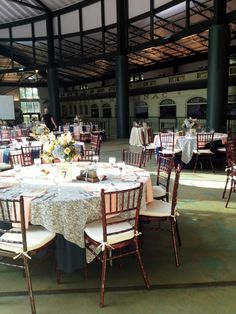 Wedding Reception at Transportation Center, Carillon Park, Dayton, Ohio www.daytonhistory.org
