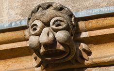 Gargoyle, New College, Oxford