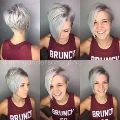 14721533_1437171522977541_924775636194707870_n.jpg (960×960) Hair Beauty, Female, Hair Styles, Hair Plait Styles, Hairdos, Hair Style, Haircut Styles, Hair Cuts, Hairstyles