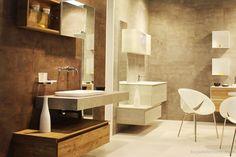 Idee e spunti per il mobile dal bagno: dall'ultimo salone internazionale della ceramica e dell'arredo bagno #Cersaie 2014 #bathroom #design #bathroomdecor #madeinItaly #vanity #interiordesign
