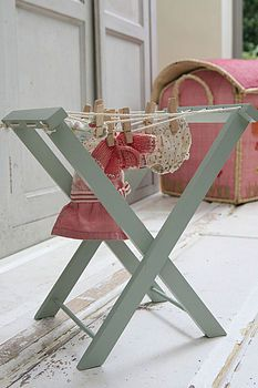 Washing Line for Miss A.