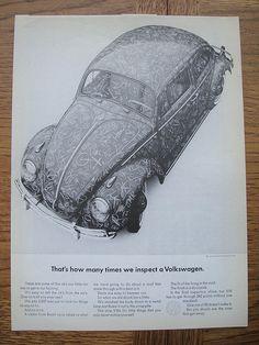 Volkswagen workmanship inspection