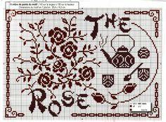 Thé & Rose (fleur)