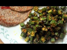 It's time to make a Keto Okra dish and we're making Bhindi masala today which is an Indian style stir fry dish, it's not spicy but just full of flavour. Stir Fry Okra, Stir Fry Dishes, Chapati, Vegetarian Keto, Vegan, Bangers Recipe, Low Carb Recipes, Diet Recipes, Meat Diet