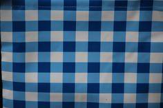OPDRACHT 1 - VLAK Vele vlakken in wit, lichtblauw en donkerblauw in een hokjespatroon.