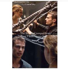 Divergent Fandom, Divergent Funny, Divergent Trilogy, Divergent Insurgent Allegiant, Allegiant Quotes, Divergent Quotes, Tris Et Quatre, Im Worth It, Tobias
