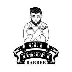 Barber logo.