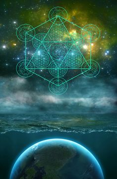 Sacred Geometry: An ancient science and sacred language, considered by some a key to understanding the way the Universe is designed. It is the study of shape and form, wave and vibration, and moving...