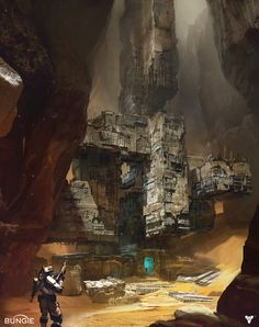 Some Of The Best Video Game Concept Art On The Planet. Enjoy.