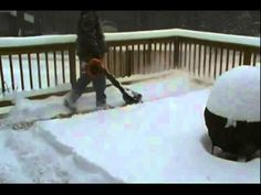 Jet, Ice Rink, Leaf Blower, Shovel, Decks, Inventions, Powder, How To Remove, The Incredibles
