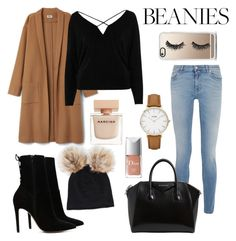 """""""Beanies"""" by leafashionpro on Polyvore featuring mode, River Island, Givenchy, ALDO, Casetify, CLUSE, Narciso Rodriguez et Christian Dior"""