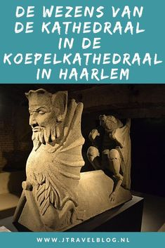 Heb jij 'De Wezens van de Kathedraal in de KoepelKathedraal in Haarlem al bezocht. Dit kan nog t/m 25 oktober 2020! Bezoek na afloop ook de Kathedraal. Deze is zeer de moeite van een bezoek waard. Meer over 'De Wezens van de kathedraal' en de KoepelKathedraal in Haarlem lees je op mijn website. #haarlem #wezensvandekathedraal #wezensvandekoepelkathedraal #koepelkathedraal #jtravel #jtravelblog
