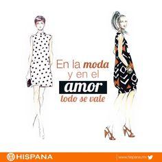 La mejor #moda se complementa con el mejor calzado. ¡Calzado Hispana!