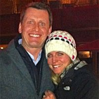 Kristi's story: For many years of my fiance's life, he tanned outside, used tanning beds, and played hours of basketball in the Florida sun without his shirt on and not enough sunscreen. At age 27 he received the news that the mole he noticed bleeding on his neck was cancer. #skincancer