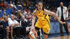 The Shock's bench led by Brianna Kiesel beat the Mercury in a preview of their playoff match-up for the 1st round. The exciting rally win was the last regular season game they will ever play on their home court in Tulsa.
