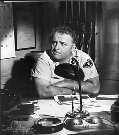 "Rod Steiger in ""In the Heat of the Night"" (1967) gained him a Best Actor but had many other memorable roles."