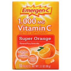 Free Emergen-C Vitamin Drink Sample PrettyThrifty.com