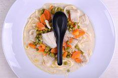 Citromos, cukorborsós, tejfölös halleves – lépésekben I Foods, Food Photography, Blog, Blogging