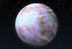 Planète d'origine des Aqualish, intégralement recouverte d'étendues d'eau