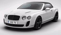 Bentley Continental Supersport!