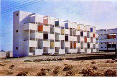 ArtChist: Viviendas ATBAT en Casablanca | George Candilis + ...
