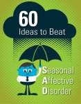 Millions of people struggle with Seasonal Affective Disorder (SAD), and while some cases are really severe (and require some medical attention),many of us canbeat theblues by getting active, healthy, and creative.    Since winter affects all of us differently, I wanted toprovide someideas to kick your winter blues right in the chops!  http://millionideas.org/2012/12/05/infographic-60-ideas-to-beat-seasonal-affective-disorder/