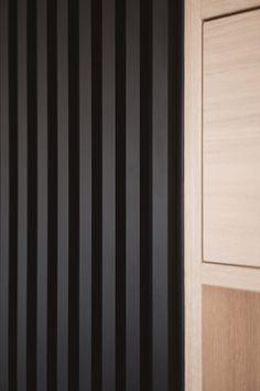 Inspiratie & realisaties aluminium gevelbekleding — Mato Modern Garage Doors, Decorative Screens, House Front Door, Wardrobe Cabinets, Fence Landscaping, Curtains, Project 3, Furniture, Fencing