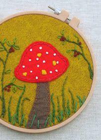 Stitch Fetish: Mushroom Sampler