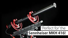 "Rycote | ""Perfect for""...the Sennheiser MKH 416"