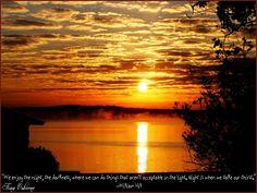 I took this at Lake Sinclair in Milledgeville GA  stunning sunrises!
