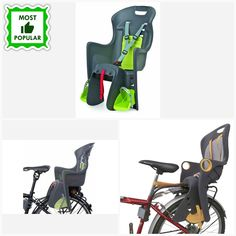 Carrier Fitting Child Seat For Rent Cycle Carrier, Kids Seating, Athens, Gopro, Evolution, Cycling, Infant, Bike, Baby
