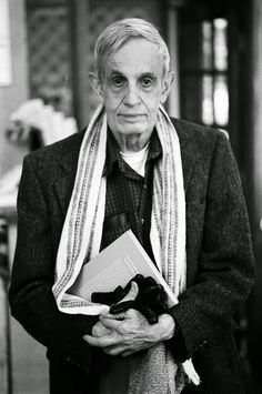 John Nash: An American mathematician with fundamental contributions in game theory, differential geometry, and partial differential equations. He was also the subject of the 2001 film A Beautiful Mind.
