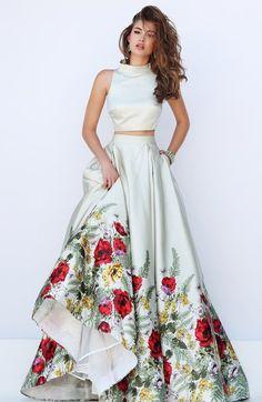 enorme vestido