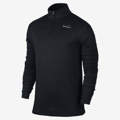 Nike Lacrosse Lightweight Dri-FIT Quarter-Zip Men's Training Shirt