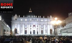 CONCLAVE 12/03/2013 Plaza San Pedro/ Saint Peter's Square http://www.romereports.com/palio/index.php?newlang=spanish