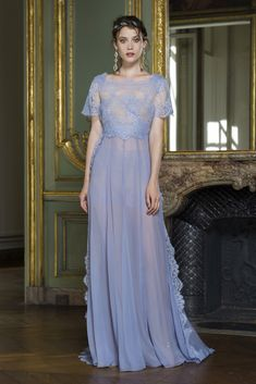 Alberta Ferretti Limited Edition Fall 2015 Couture - Collection - Gallery - Style.com