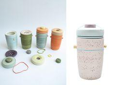 Ceramics by B. Fiess