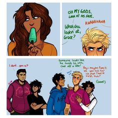 Percy Is A Demi Primordial Fanfiction