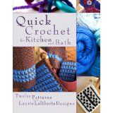 """Quick Crochet for Kitchen and Bath (Paperback) newly tagged """"kitchen"""""""
