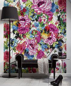 Look at this #zulilyfind! Romantic Pop Wall Mural by Brewster Home Fashions #zulilyfinds