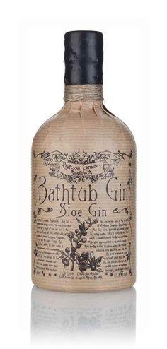Bathtub Gin - Sloe Gin - Master of Malt